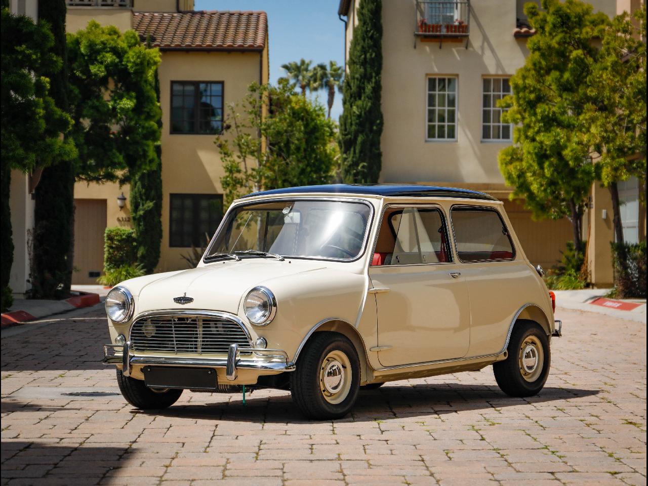 1966 Austin Mini Cooper Cooper S