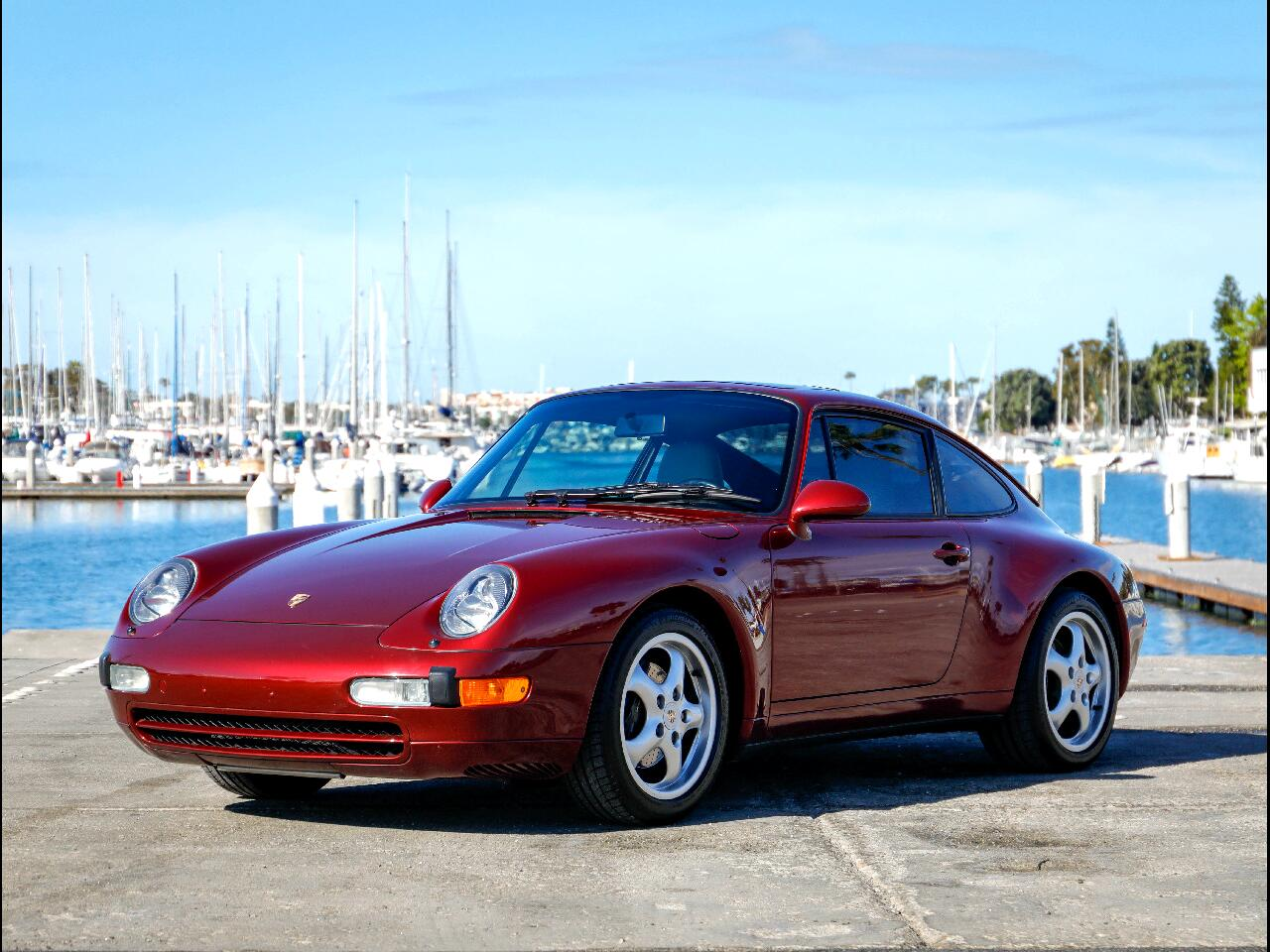 1996 Porsche 993 C2 Coupe