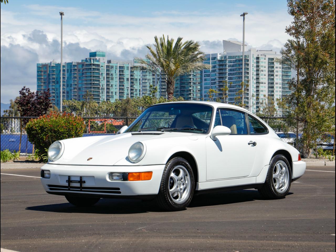 1992 Porsche 964 C2 Series 2 Coupe
