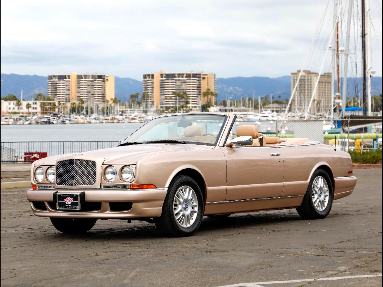 2002 Bentley Azure 2dr Convertible