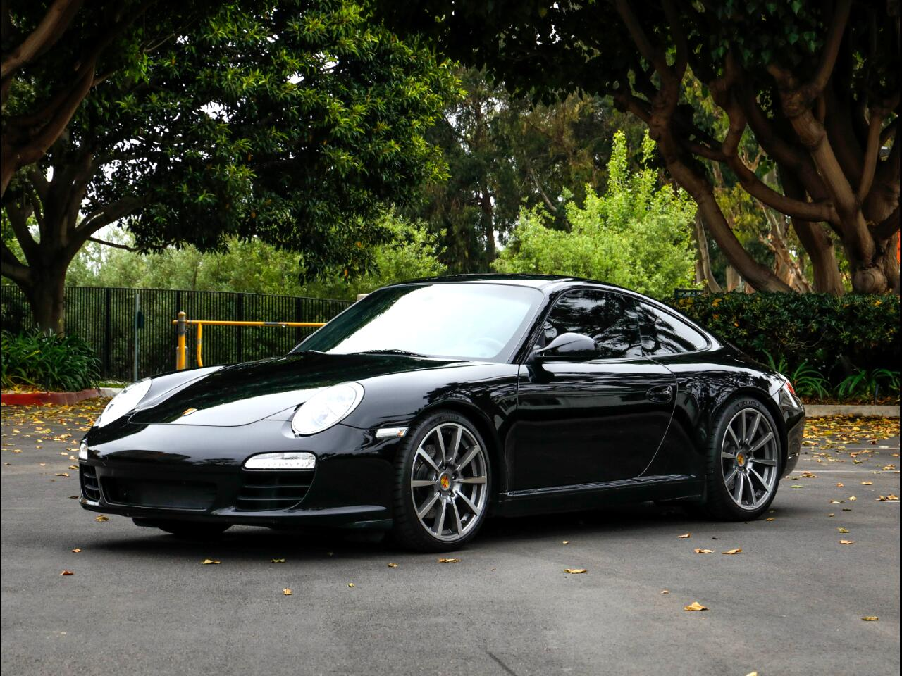 2009 Porsche 911 997.2 Carrera Coupe