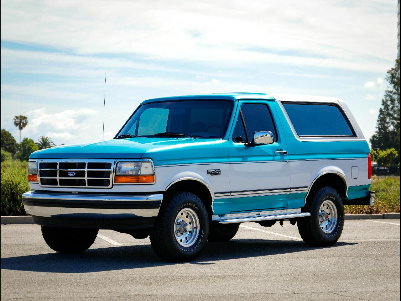 1994 Ford Bronco XLT 4X4