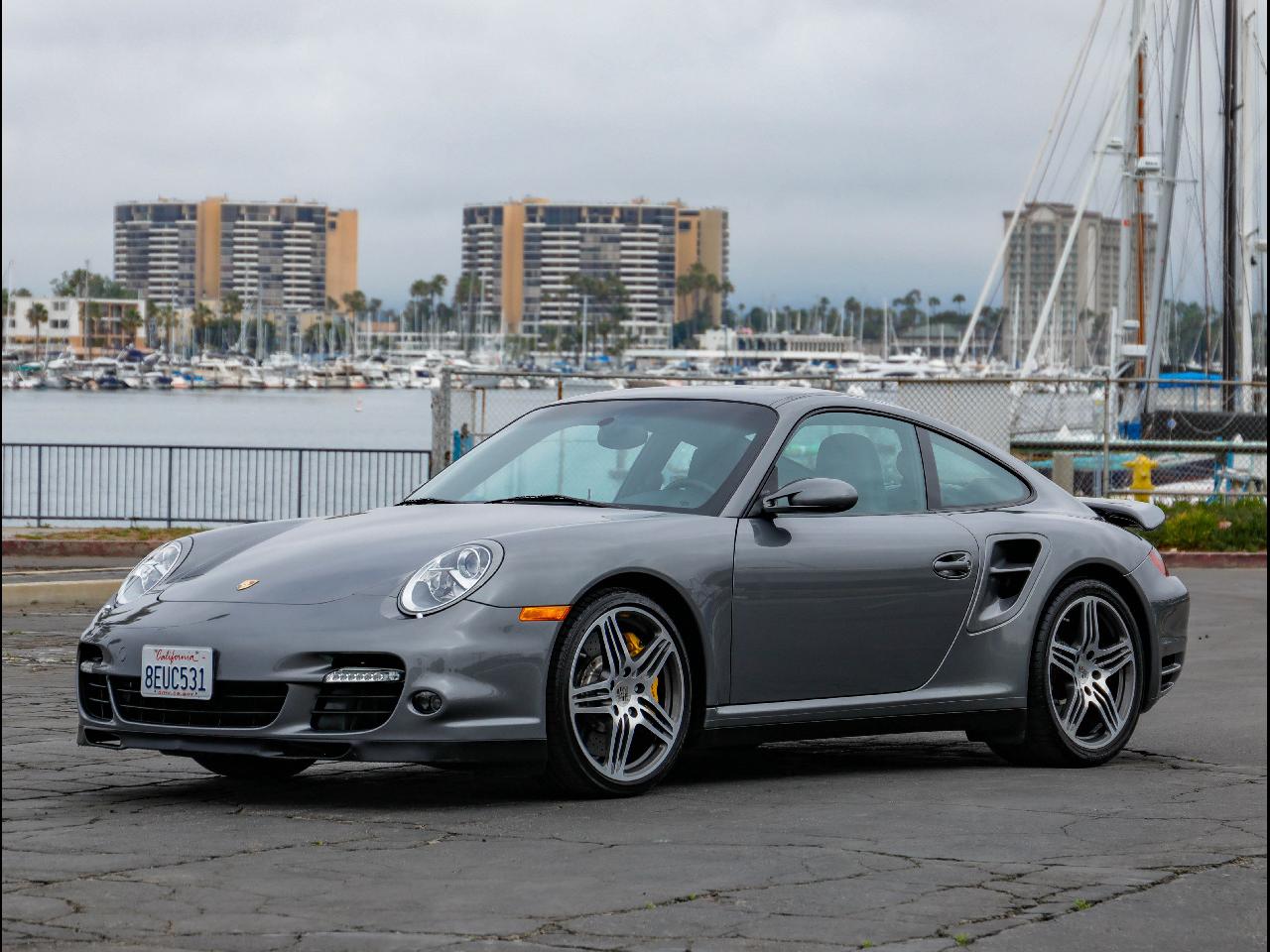 2007 Porsche 911 Turbo 997.1 6 Speed