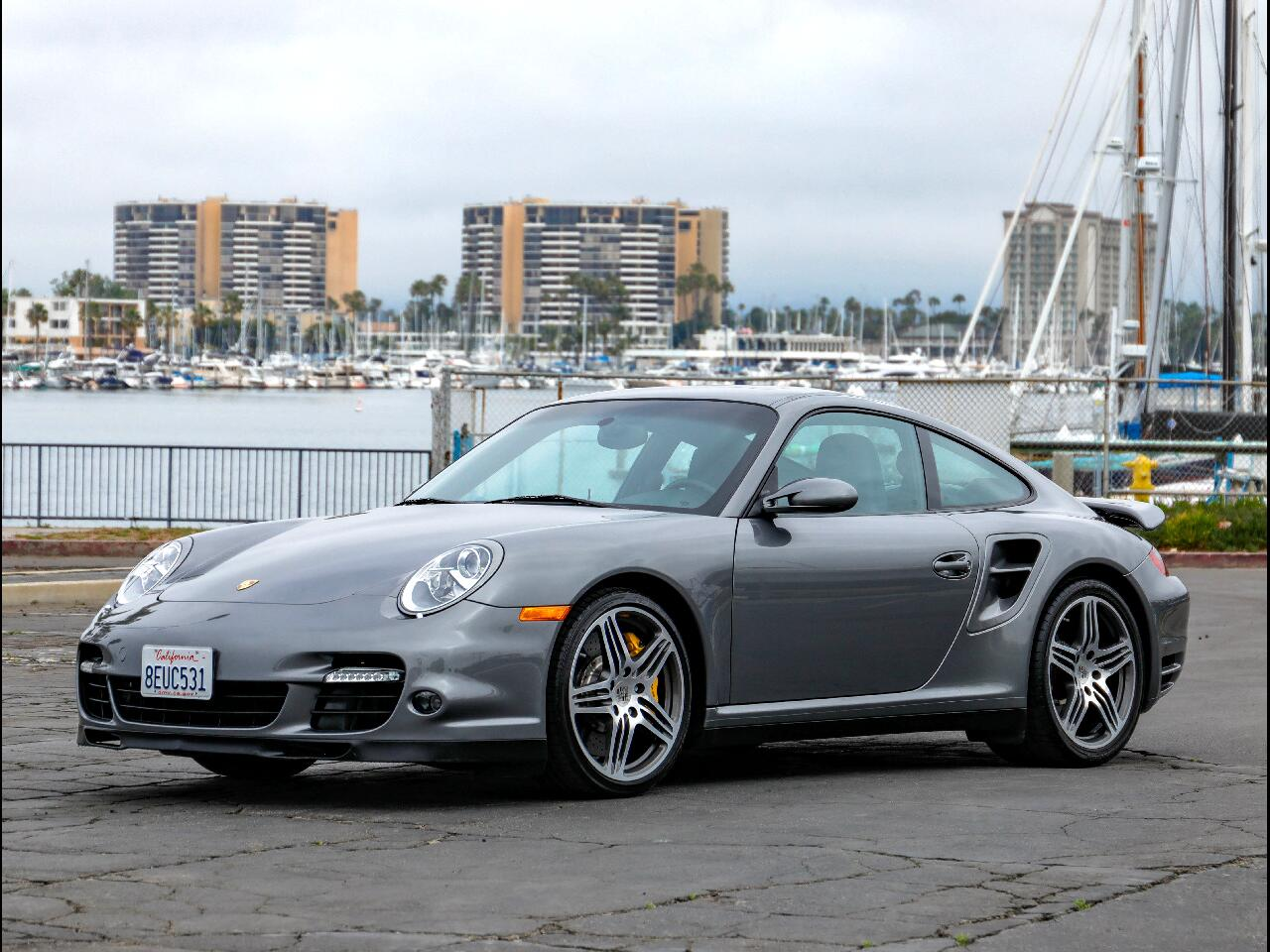 2007 Porsche 911 Turbo 997.1 Coupe