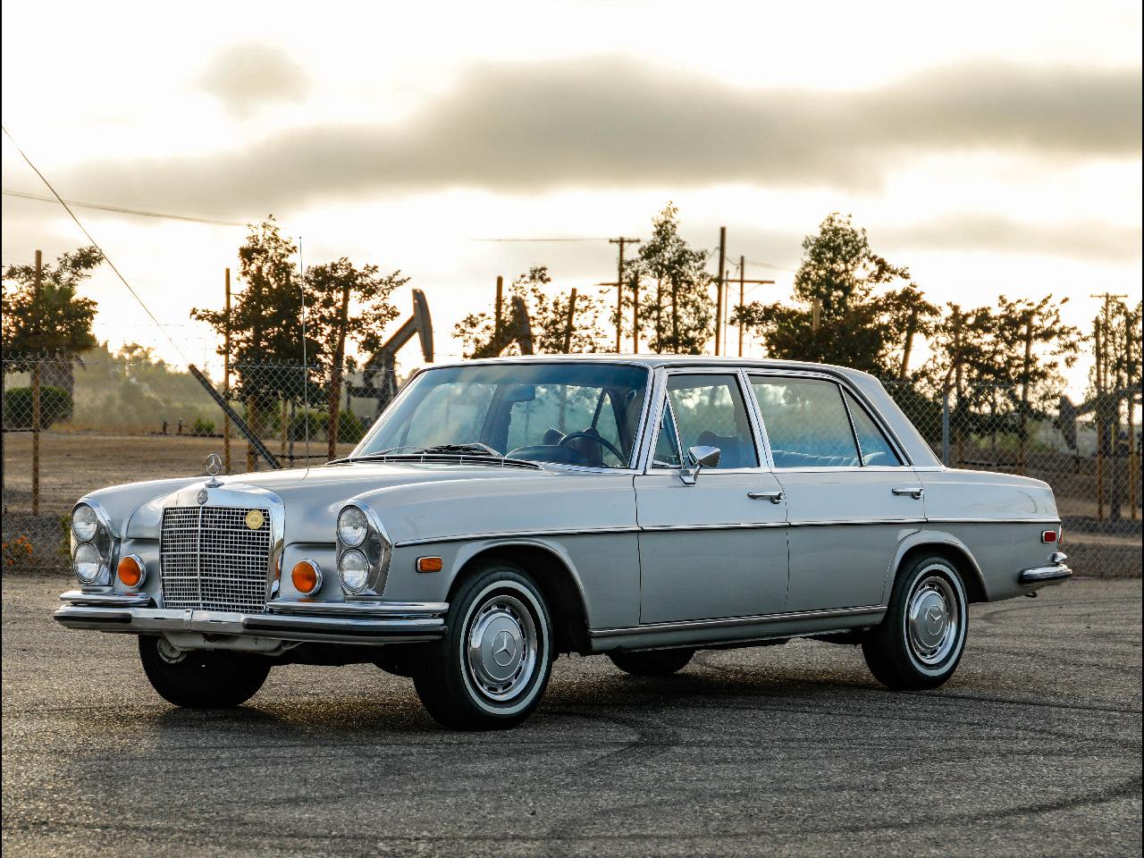 1972 Mercedes-Benz 300 4.5 SEL
