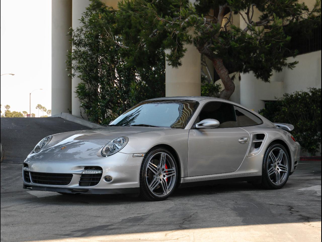 2007 Porsche 911 Turbo 997.1 Turbo Coupe