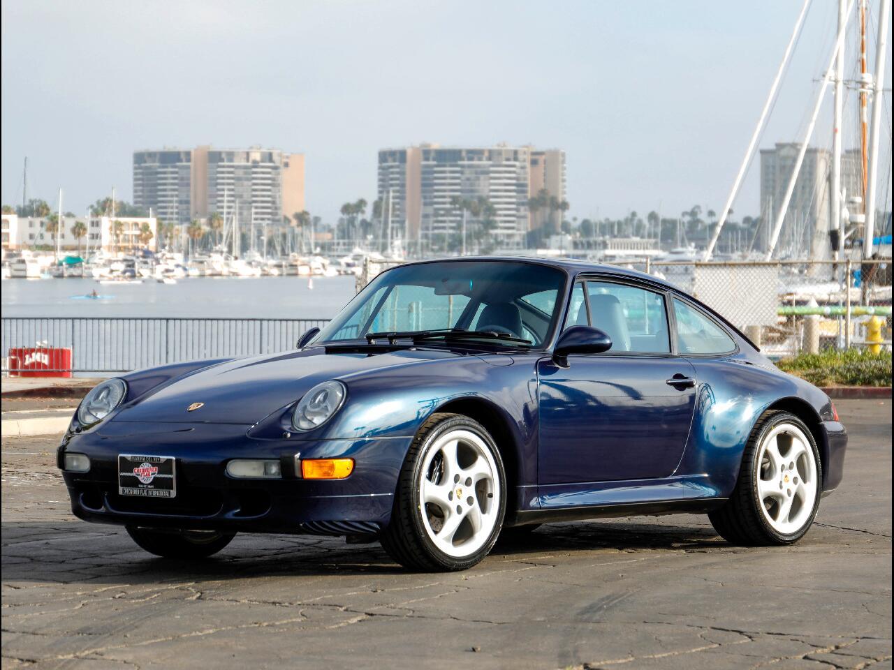 1998 Porsche C2S 993 Carrera 2S