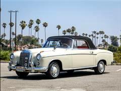 1956 Mercedes-Benz 220S