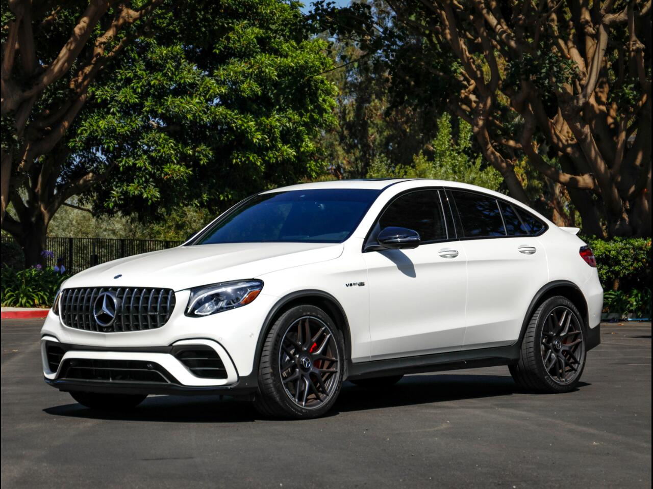 2019 Mercedes-Benz GLC AMG GLC 63 S 4MATIC Coupe