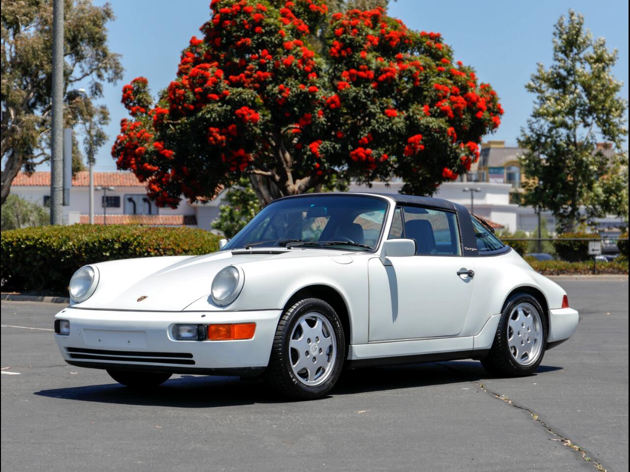 1990 Porsche 964 C2 Targa
