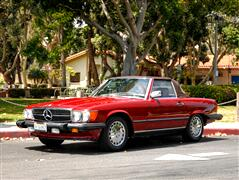 1986 Mercedes-Benz 560 SL