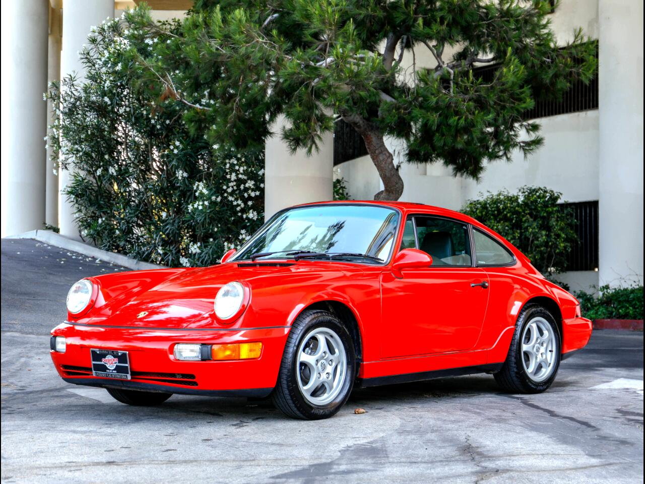 1993 Porsche 911 Carrera 2dr Coupe 2