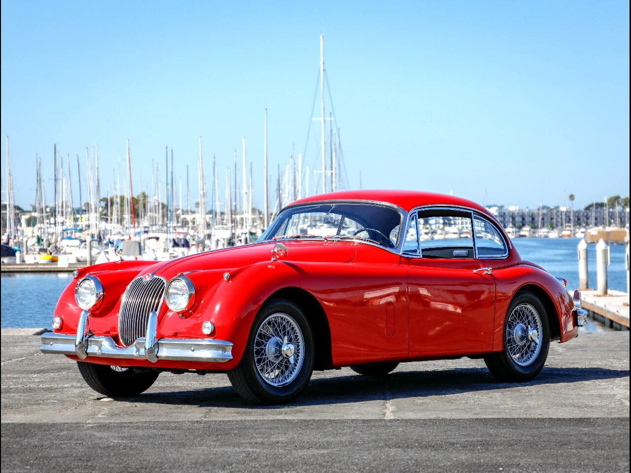 1958 Jaguar XK 150 Coupe