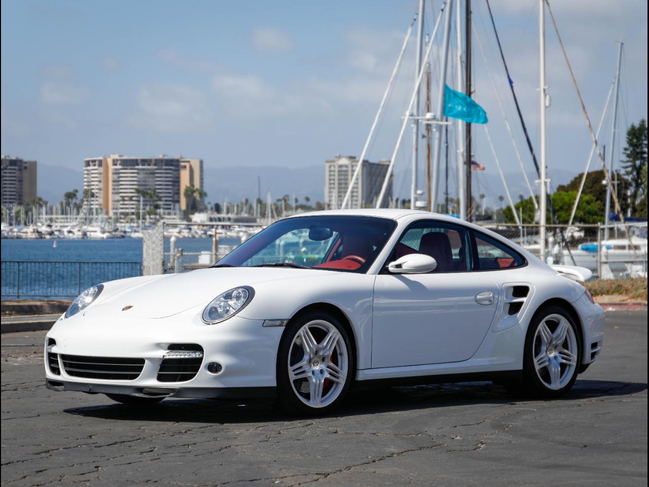 2009 Porsche 911 2dr Cpe Turbo
