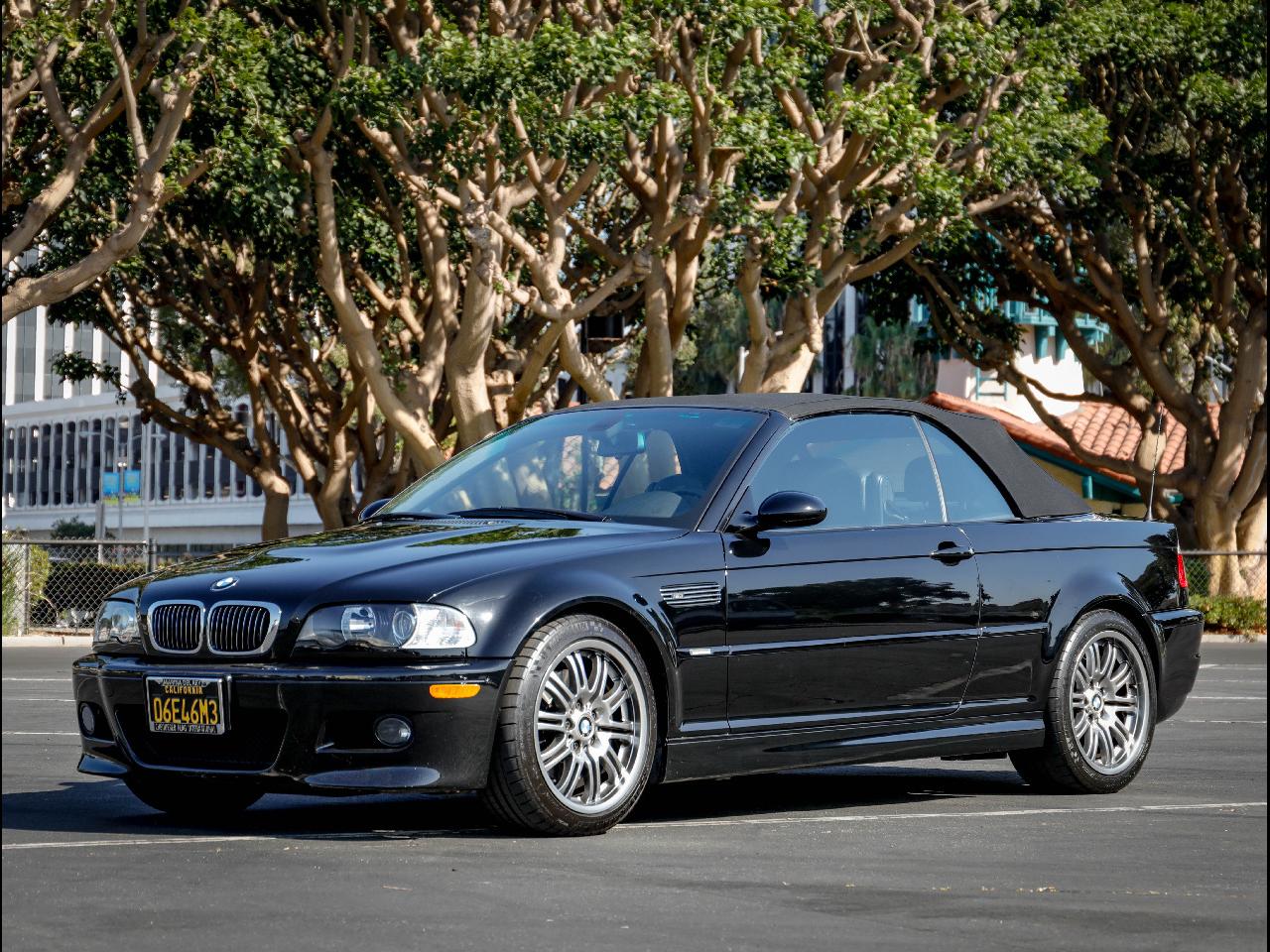 2006 BMW M3 Cabriolet