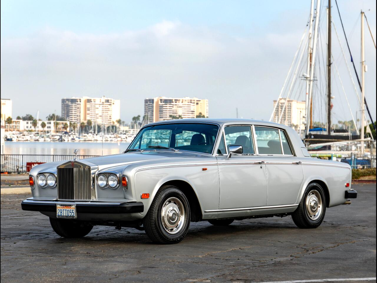 1979 Rolls-Royce Silver Shadow II 75th Anniversary Edition