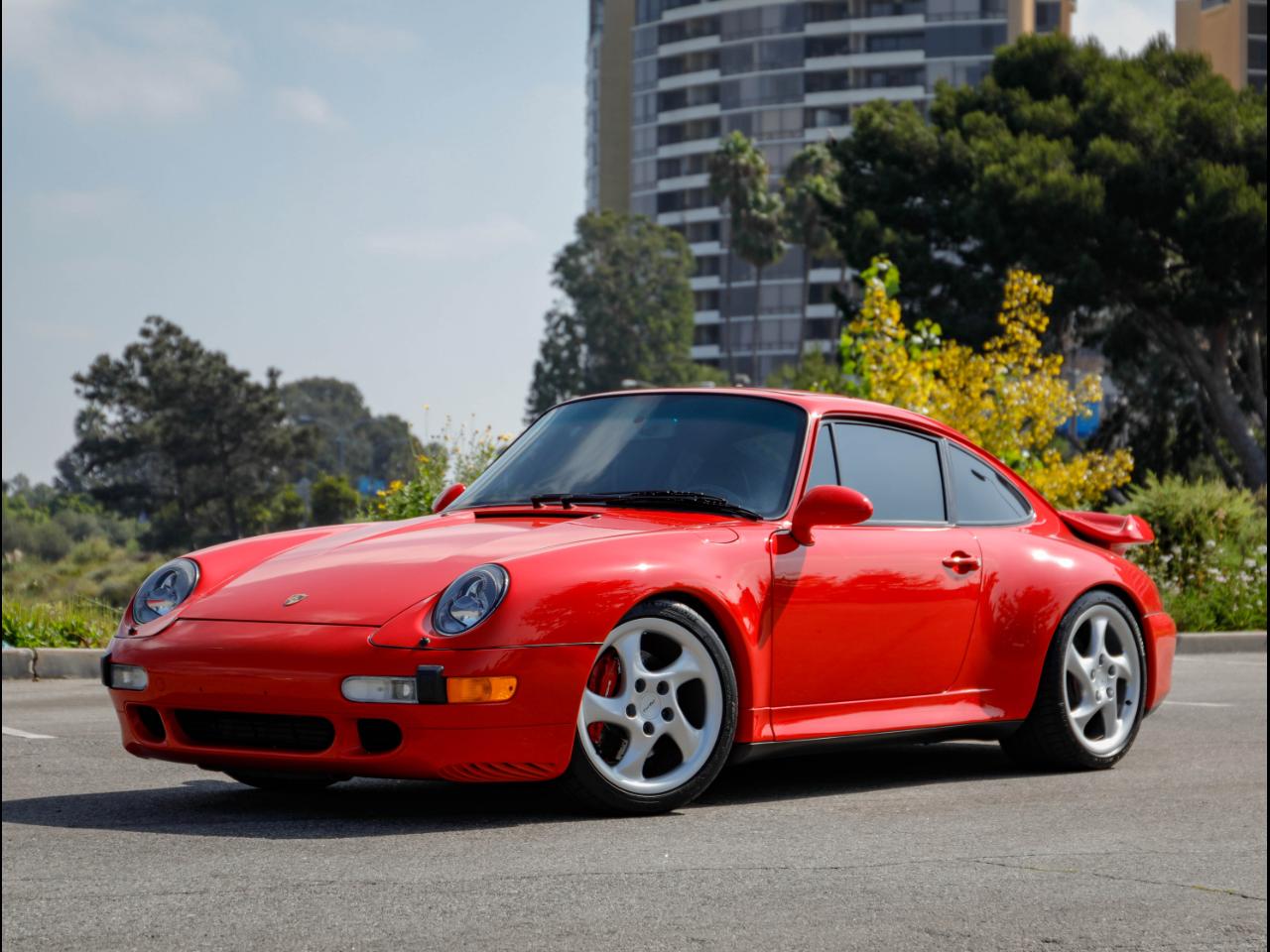 1997 Porsche 911 Turbo 993 Coupe