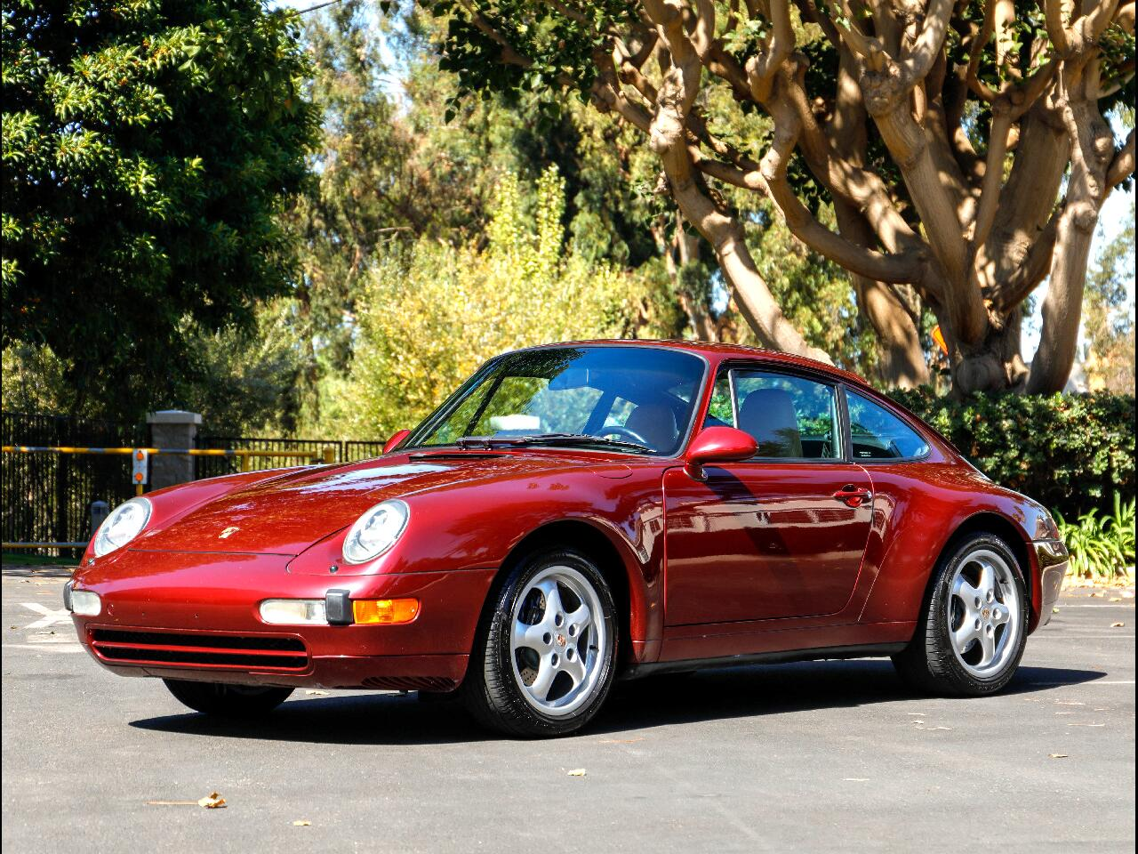 1996 Porsche 993 C2 Coupe 6 Speed