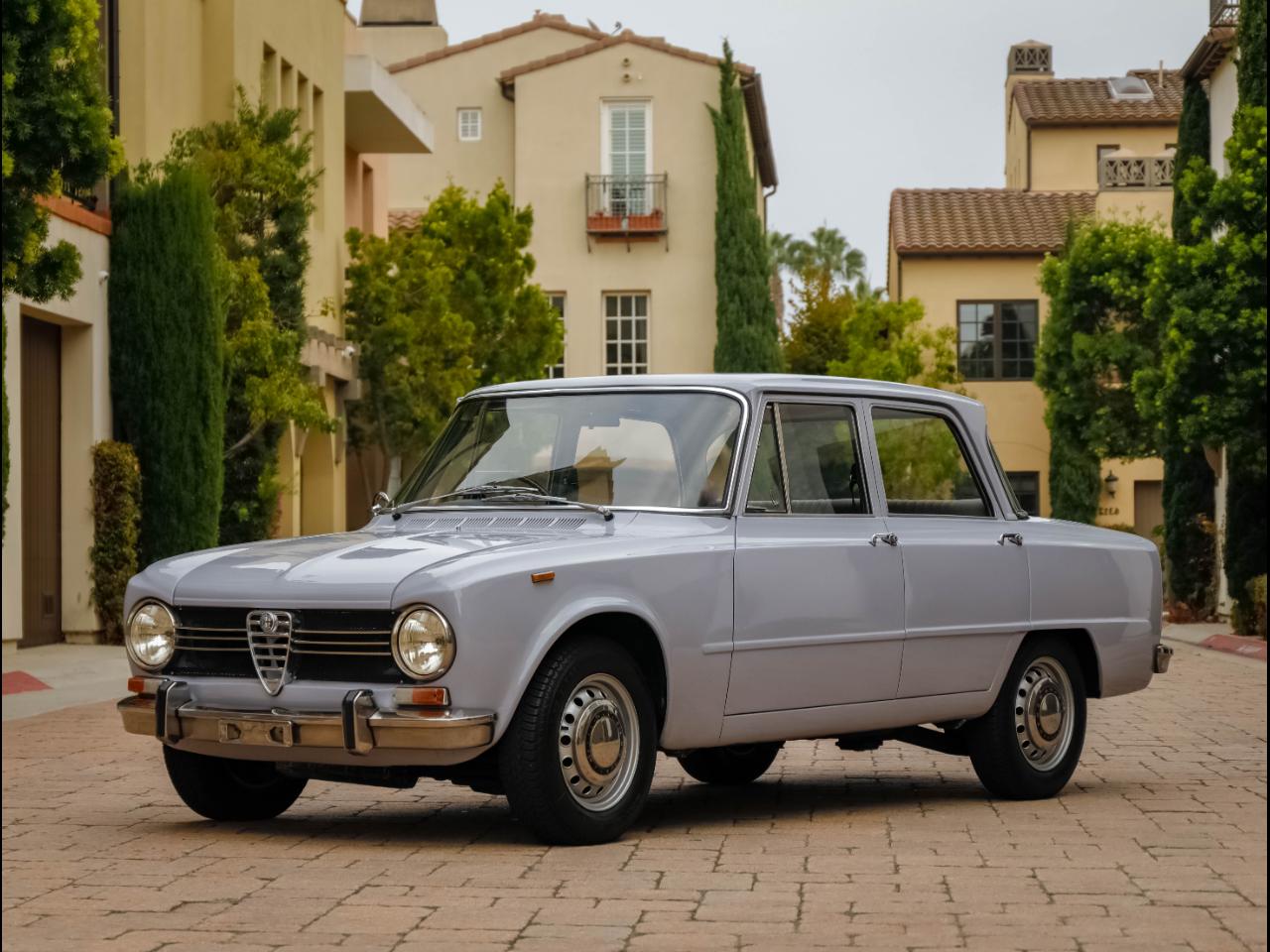 1969 Alfa Romeo Giulia 1300ti