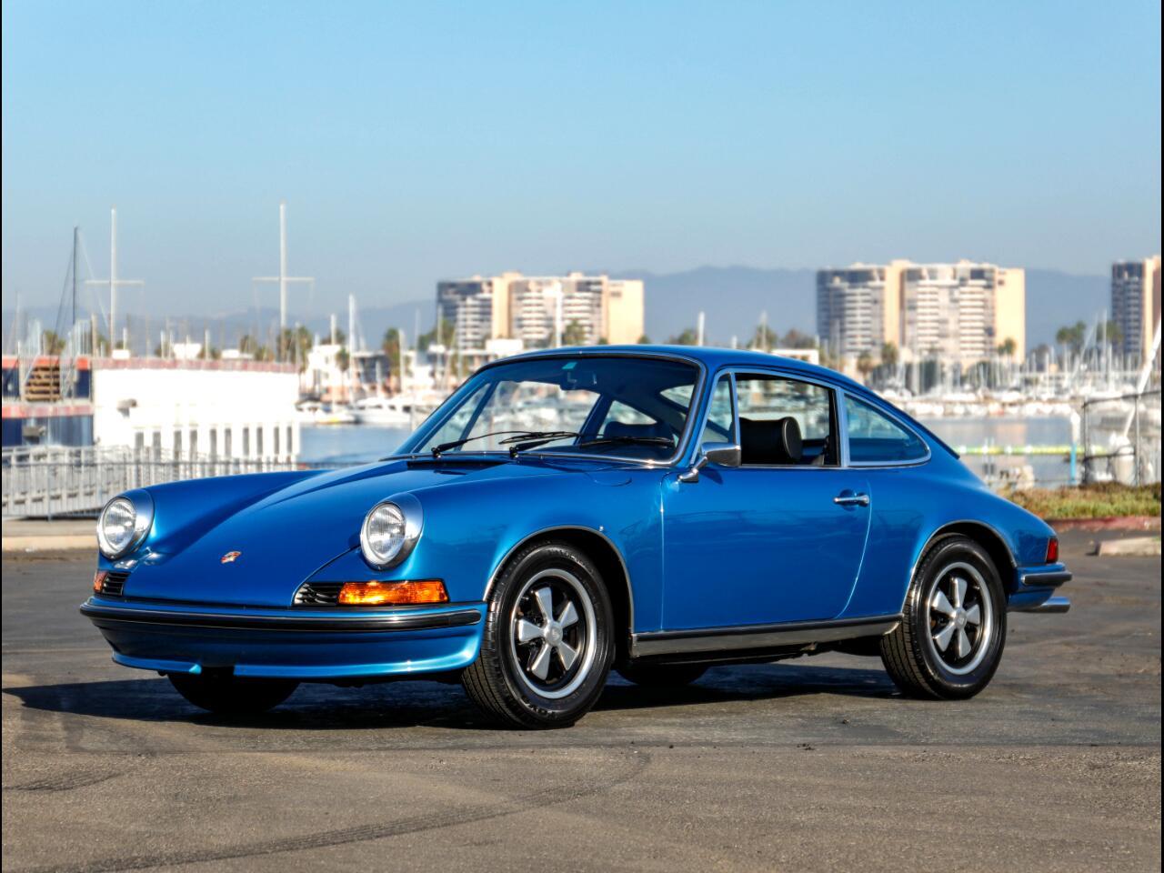 1973 Porsche 911T 1973 1/2