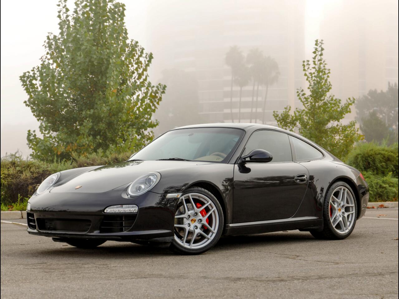 2010 Porsche 997.2 S Carrera S Coupe