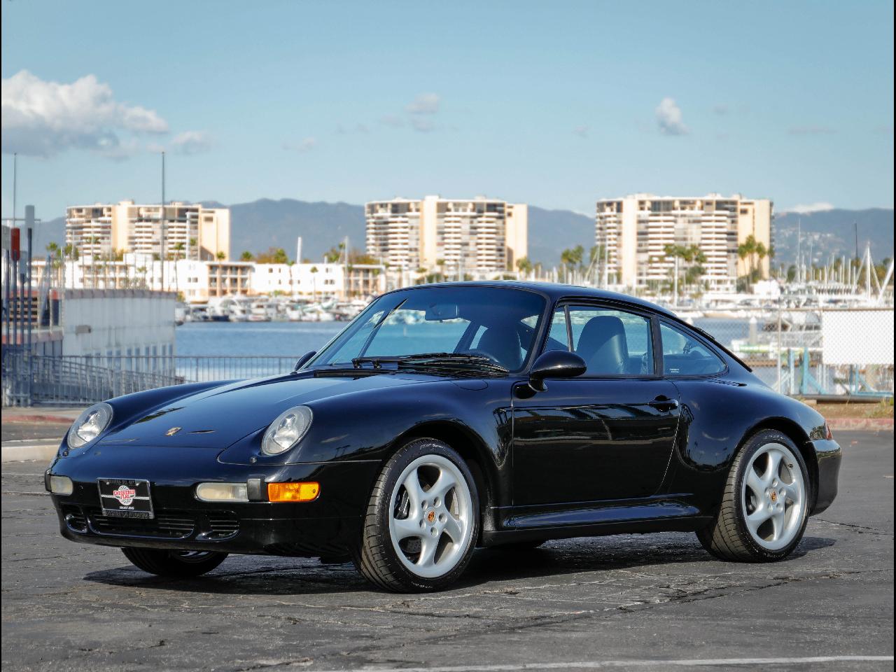 1997 Porsche C2S 993 6 speed