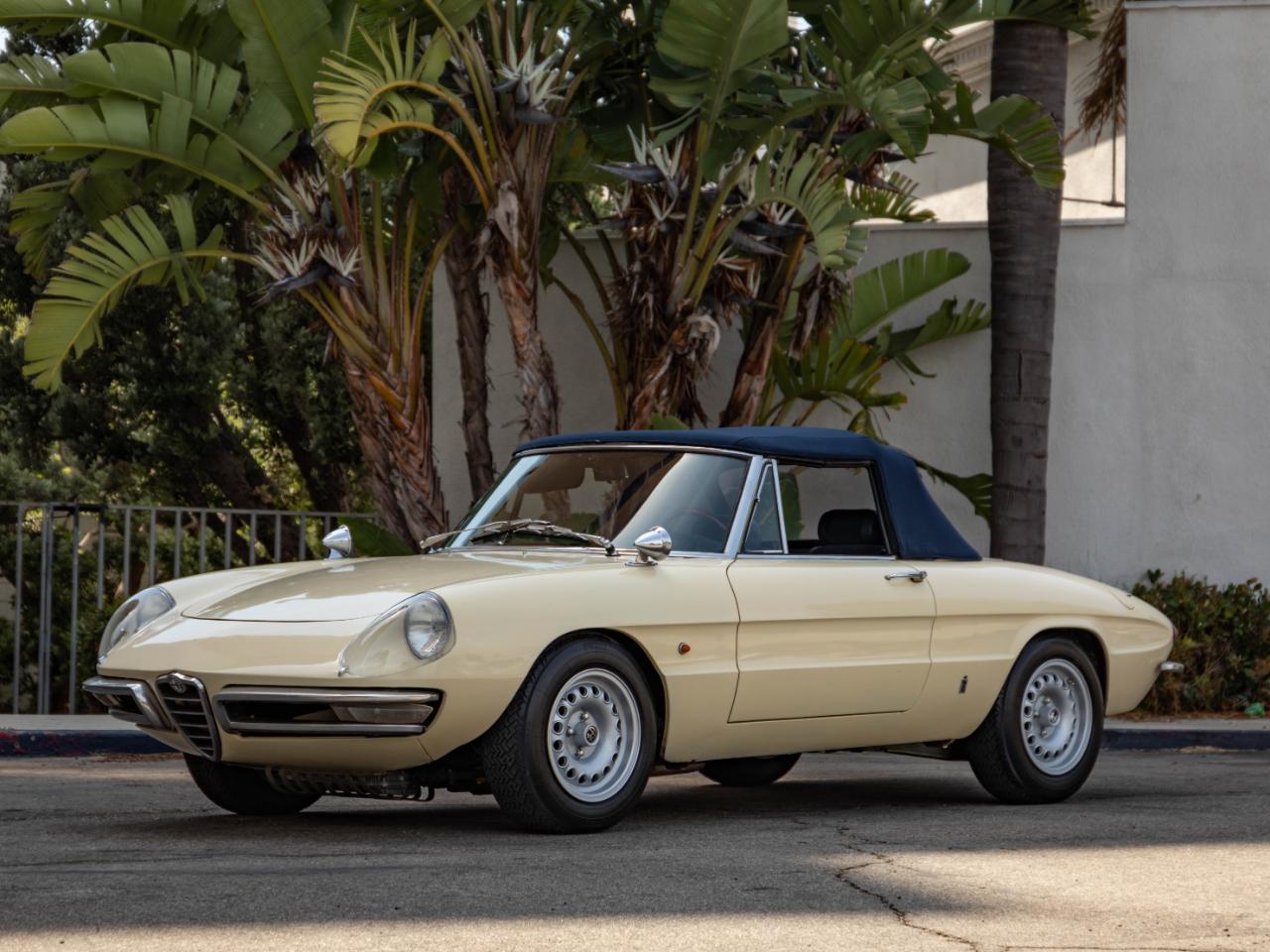 Alfa Romeo Duetto  1967