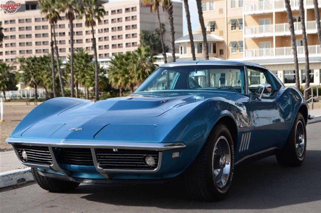 1968 Chevrolet Corvette 427, 4 speed Coupe