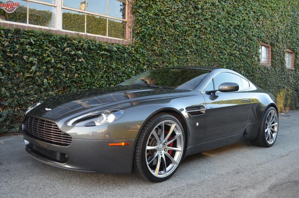 Aston Martin V8 Vantage Coupe 2006