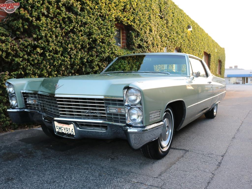 1967 Cadillac Calais Coupe