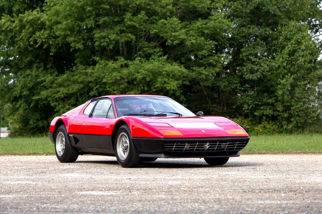 1978 Ferrari Berlinetta Boxer 512 BB