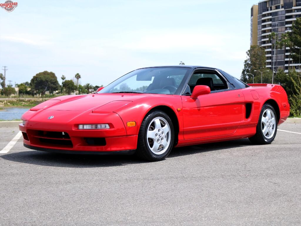 Acura NSX Coupe 1991