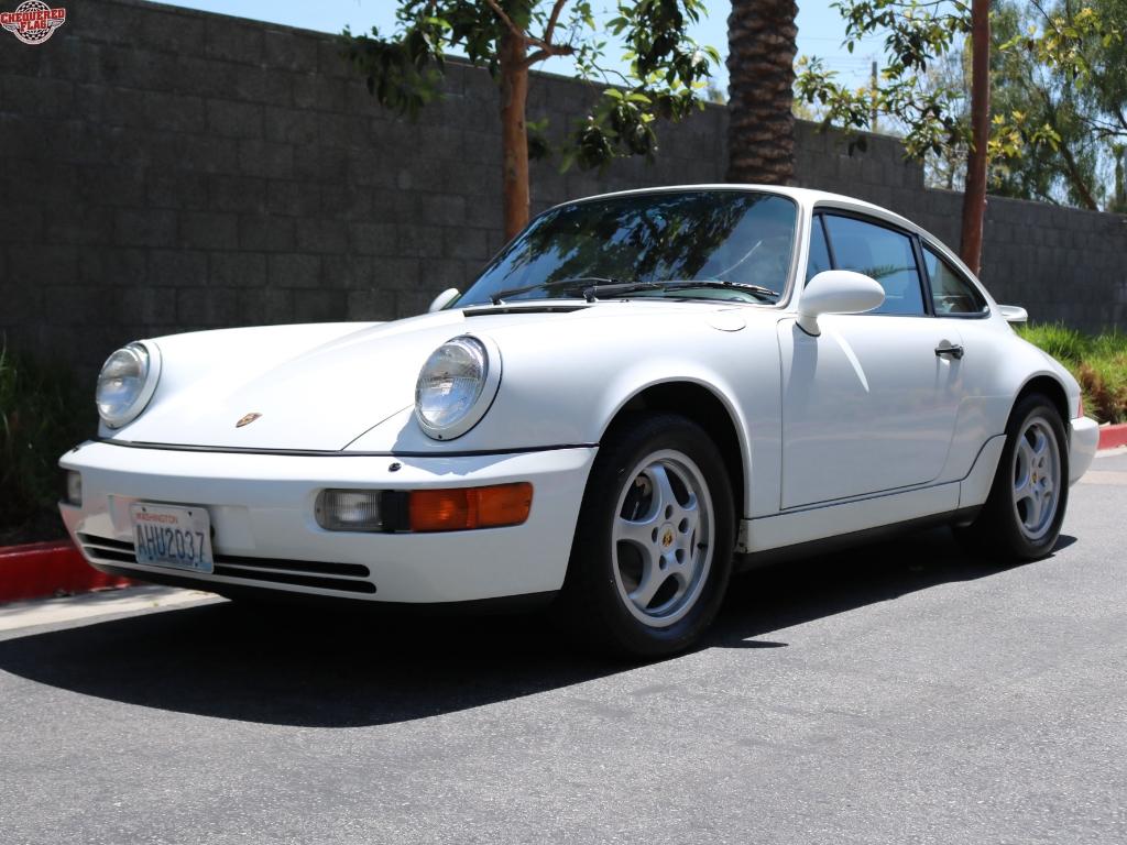 1993 Porsche 964 C4 Coupe