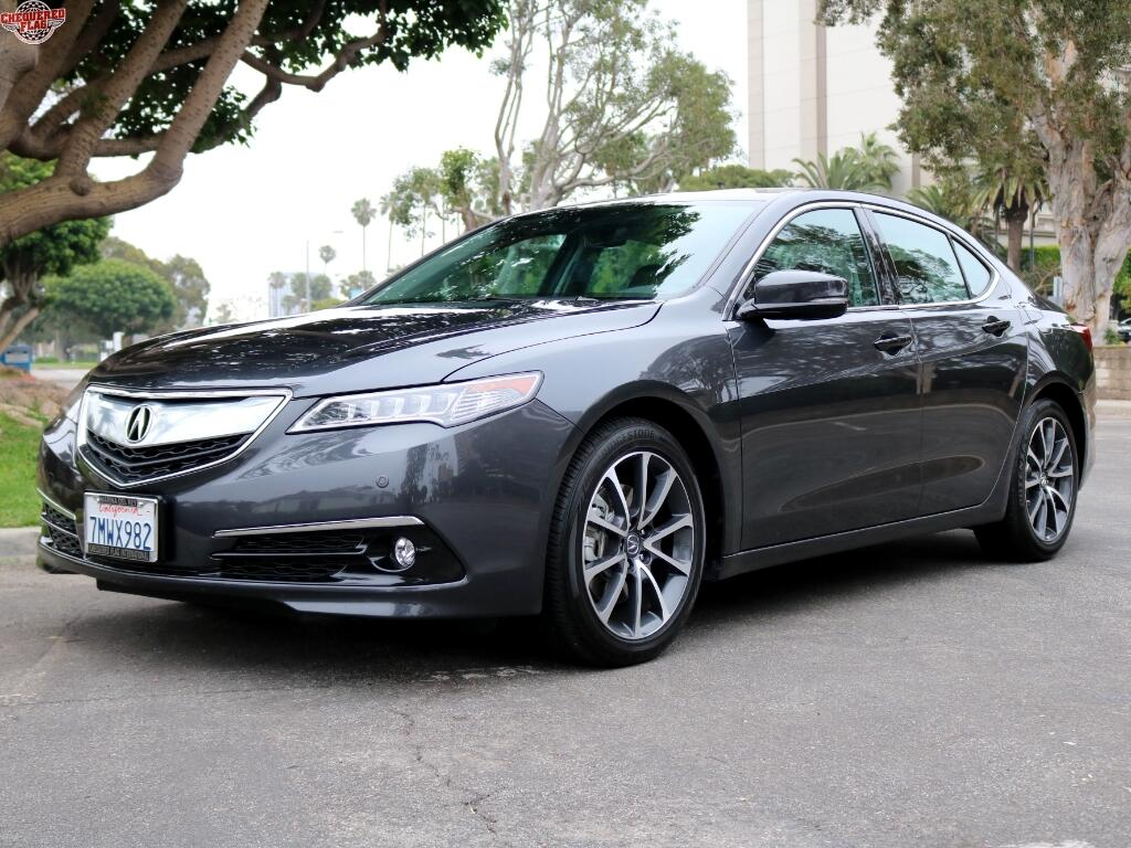 Acura TLX 9-Spd AT w/Advance Package 2015