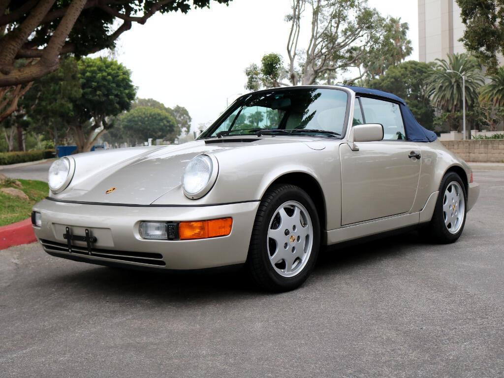 1990 Porsche 964 C2 Cabriolet