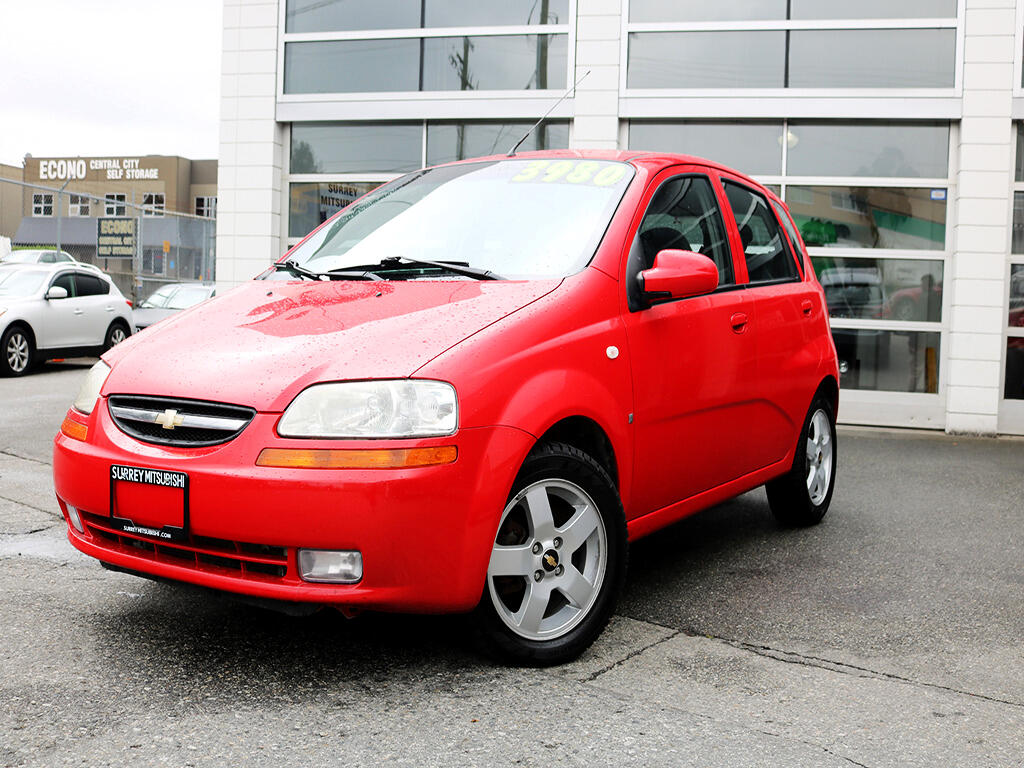 2008 Chevrolet Aveo5 Chevy Aveo In House Loans Available Apply Online a
