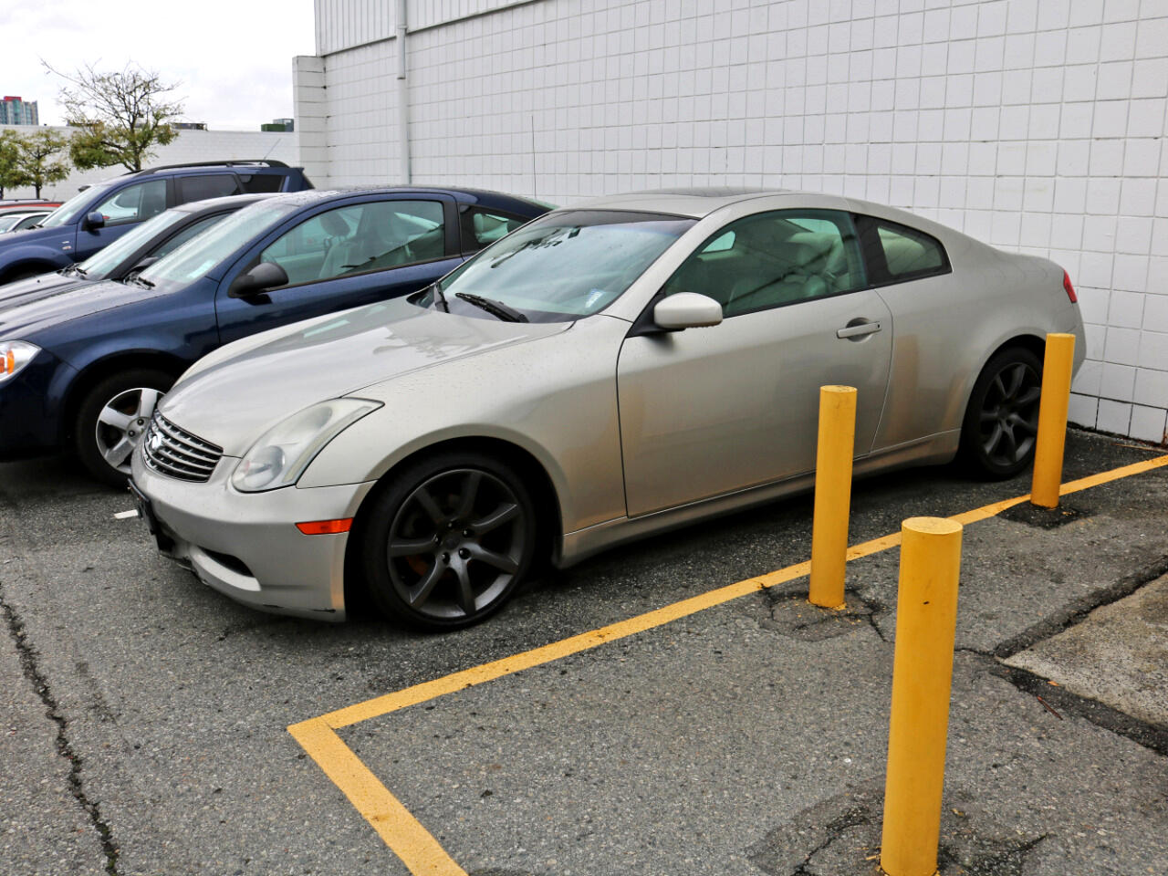 2003 Infiniti G35 Mechanic Special Needs TLC Come and check it out b