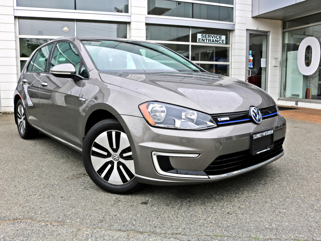 2016 Volkswagen e-Golf Low KMS EV Electric Vehicle VW eGolf DC Fast Charg