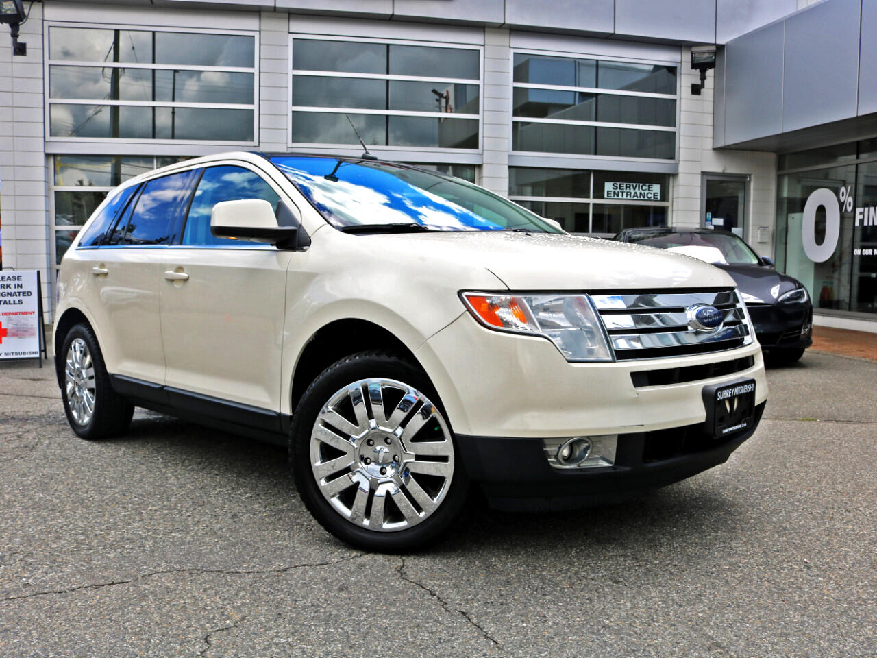 2008 Ford Edge Limited AWD In House Loans Available Apply Online