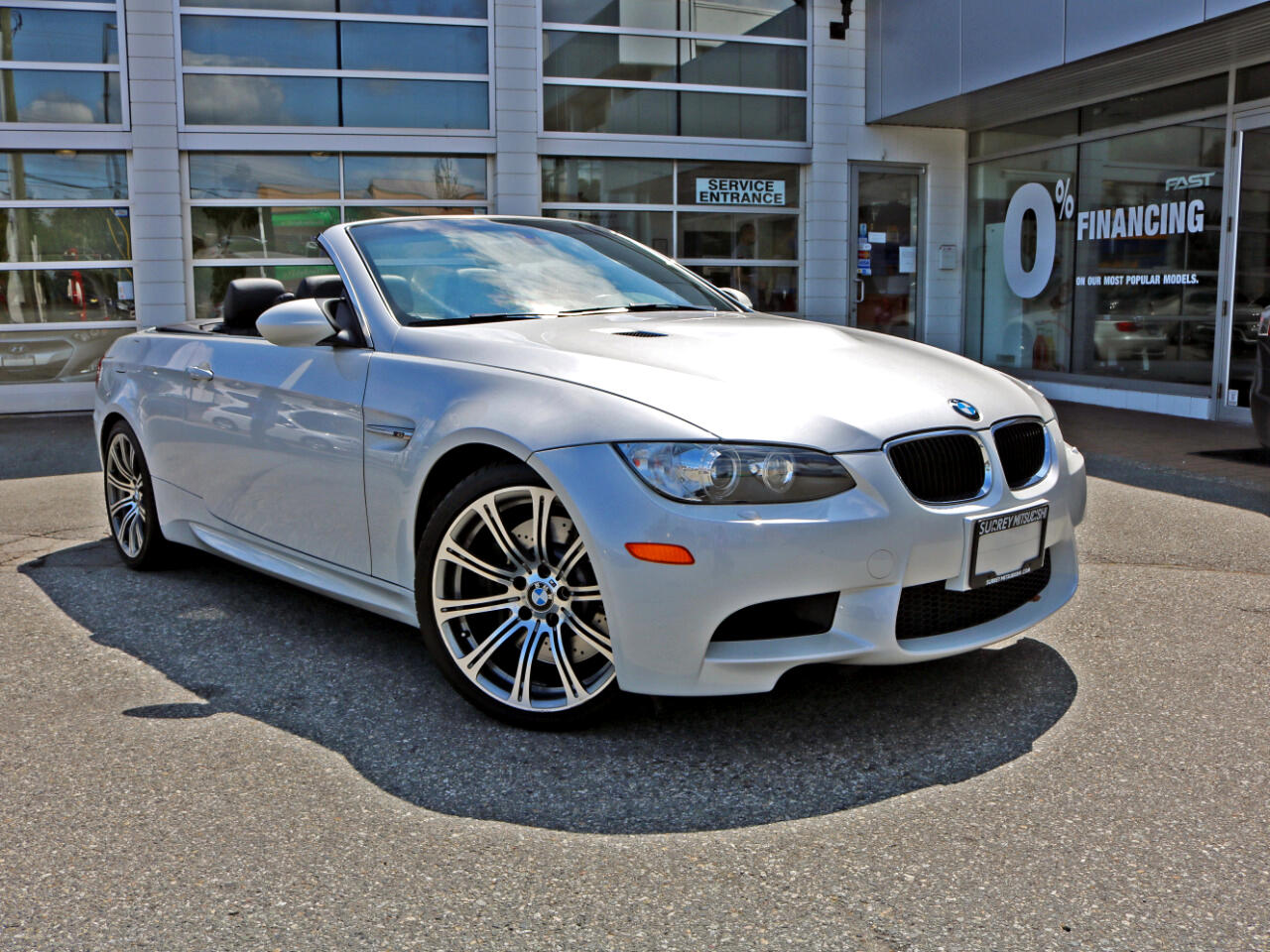 2013 BMW M3 Low KMS BC Hard Top Convertible Leather Navigation