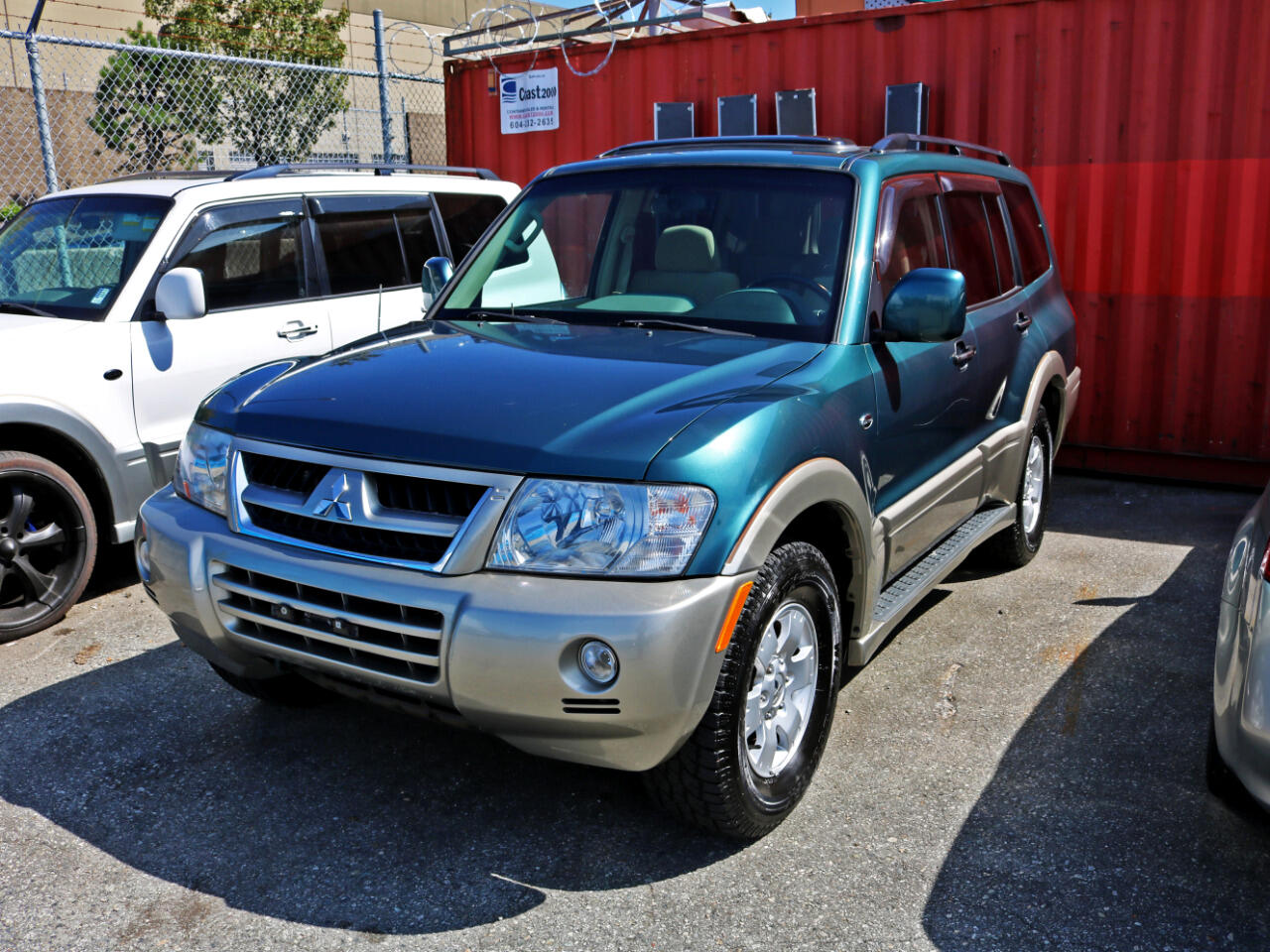 2003 Mitsubishi Montero XLS 4WD In House Loans Available Apply Online at S