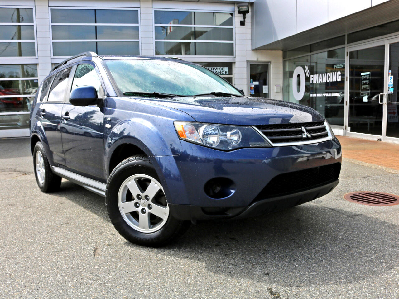 2009 Mitsubishi Outlander 4WD In House Loans No Credit Bad Credit Apply Onli