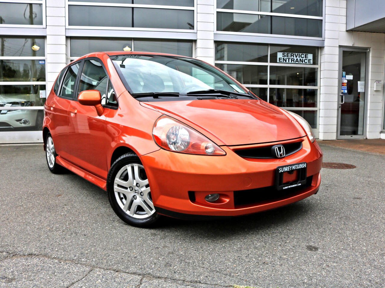 2007 Honda Fit Apply online for in house Loans Bad Credit No Cred