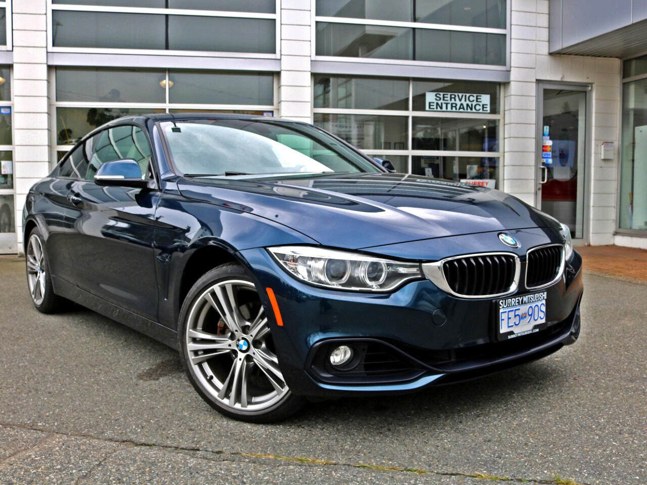 2015 BMW 428i xDrive Low KMS 428 428xi 4-series BC Car No Accidents Bea