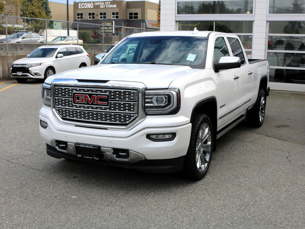 2018 GMC Sierra 1500 Denali Low KMS BC Truck No Accidents Leather Loade
