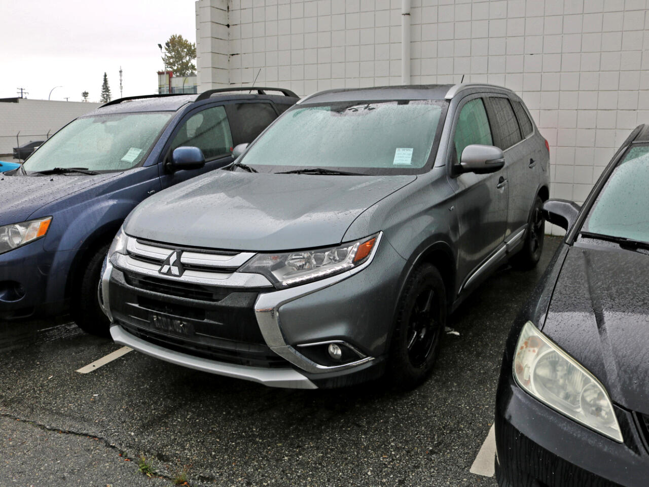 2016 Mitsubishi Outlander GT S-AWC Local BC Low KM Fully Loaded