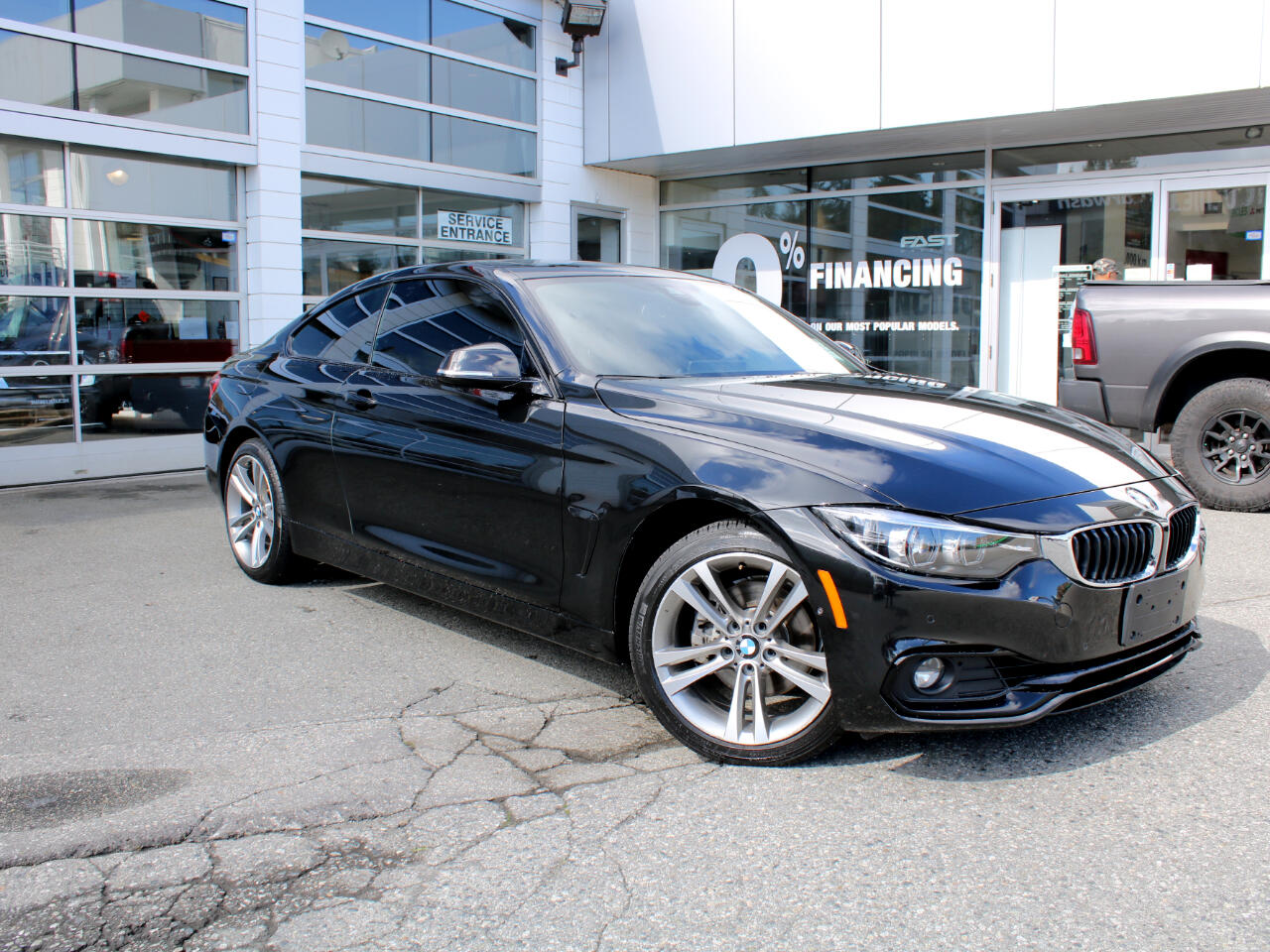 BMW 4-Series 430i xDrive SULEV Coupe 2018