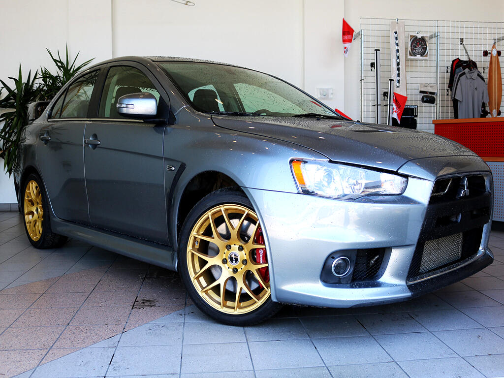 mitsubishi going first final news evolution used wcf lancer for edition