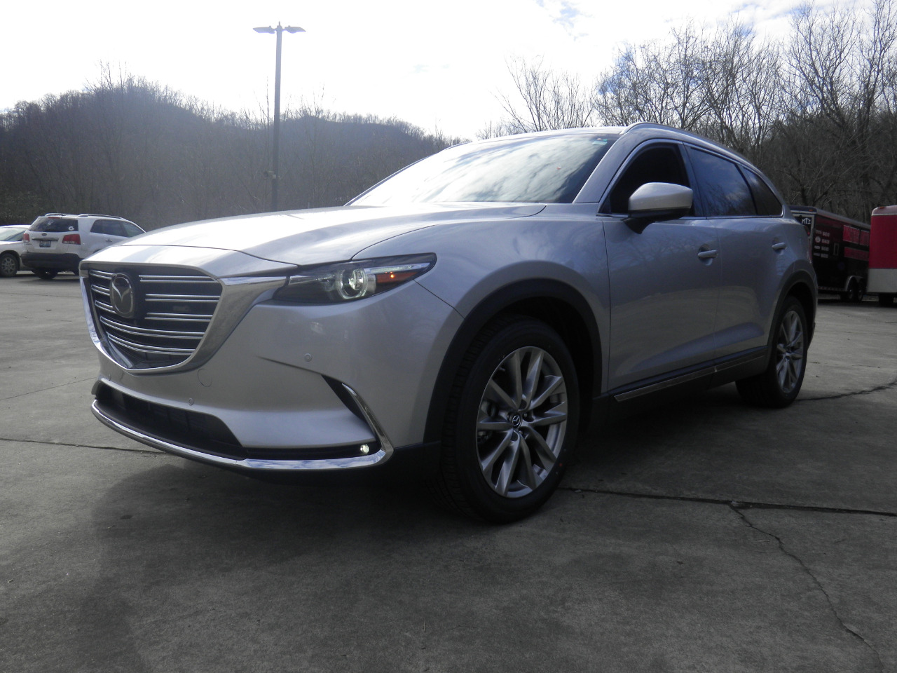 2019 Mazda CX-9 Grand Touring AWD