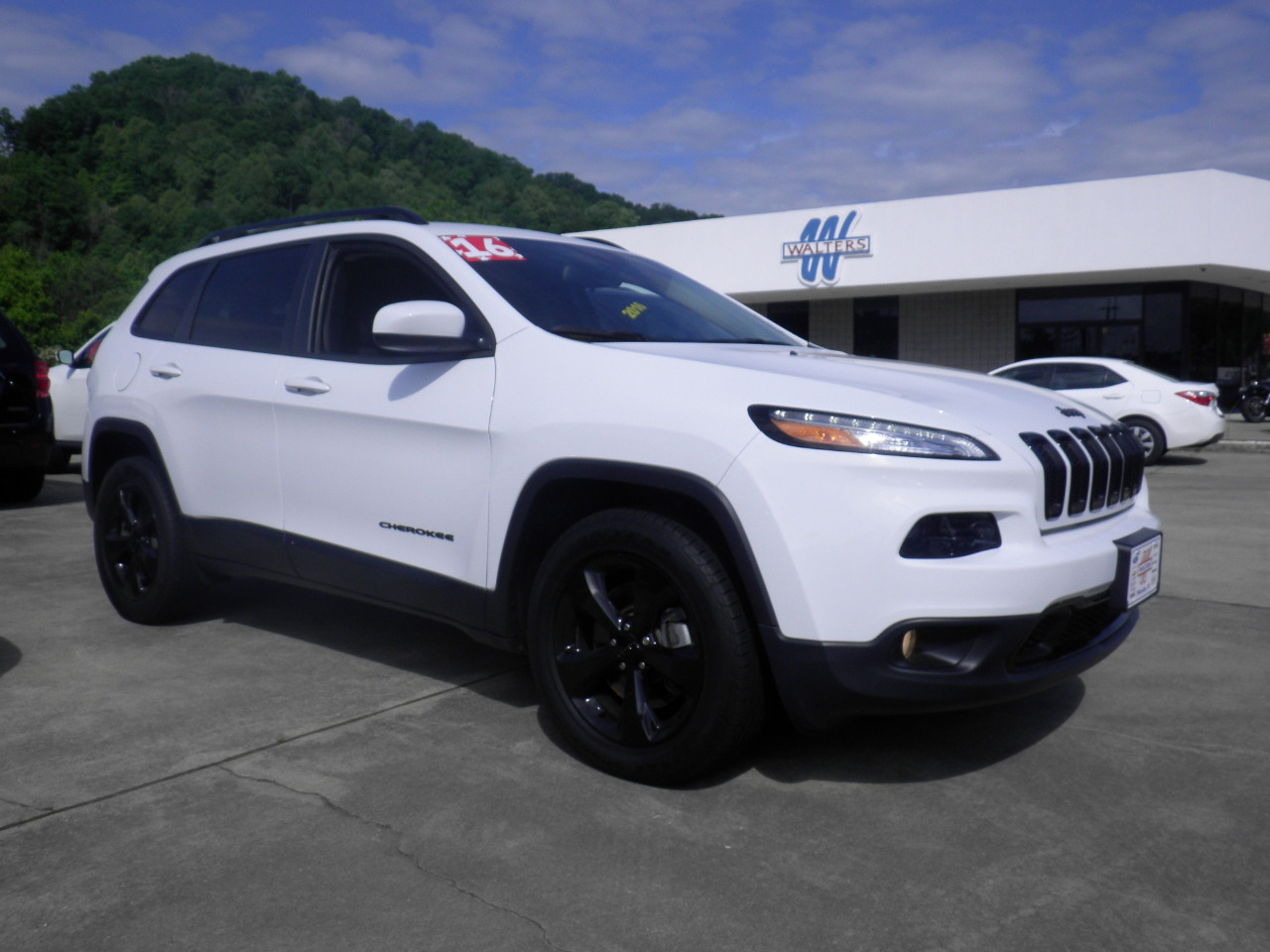 2016 Jeep Cherokee 4WD 4dr Altitude *Ltd Avail*